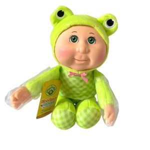 Woodland Friends Cabbage Patch Ophelia Frog NWT
